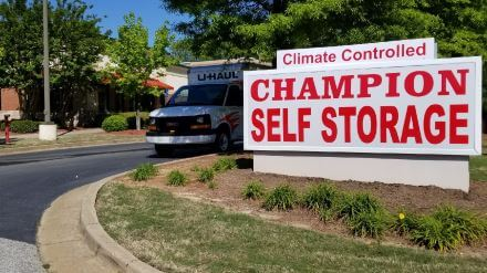 Champion Self Storage - Grayson Georgia
