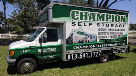 Champion Self Storage - Ruskin Florida